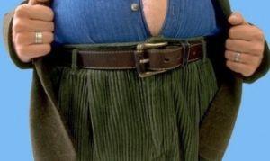 Как помочь похудеть мужу