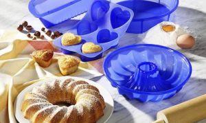 Как использовать силиконовые формы для выпечки и заморозки