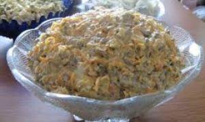 Как приготовить салат «Обжорка»