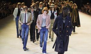 Популярные модели мужских джинсов LEVI'S