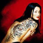 Как появились и развивались татуировки?