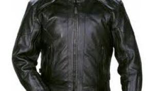 Как выбрать кожаную мужскую куртку