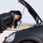Как завести в мороз машину