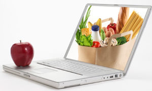 Приобретение продуктов питания онлайн
