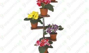 Выбор подставки под цветы для дома