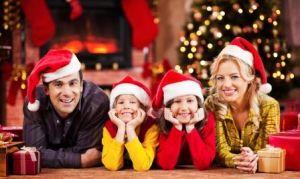 Как встретить Новый год с семьей