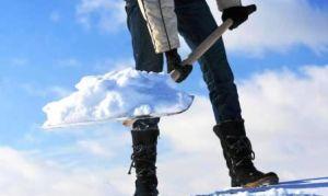 Как убрать снег