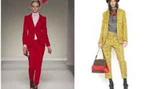 Как выбрать модные брючные женские костюмы в 2013 году