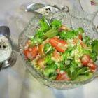 Как приготовить летние салаты.