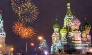 Как русские встречают Новый год
