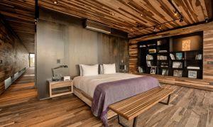 Деревянная спальня. Экология, уют, а что еще?