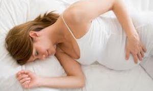 Как спать беременной женщине