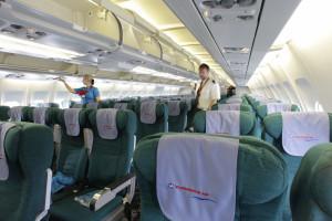 Как стать стюардессой