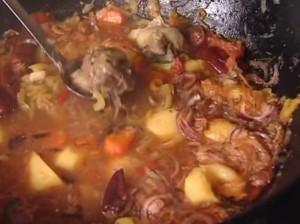 Суп шурпа