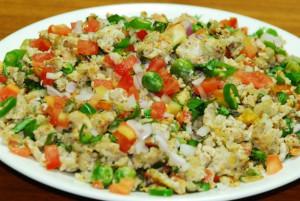 Рис - главное блюда нового 2015 года