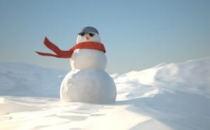 Из чего сделать нос снеговику