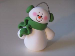 Как и из чего сделать снеговик