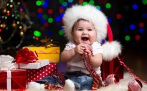 Подарки детям на Новый год