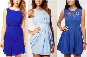 Новогодние платья из натуральных тканей