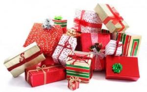 Покупка новогодних подарков