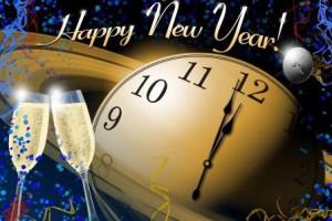 Новый год приближается
