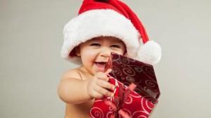 Подарки деткам на Новый год