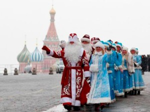 Дед Морозы и Снегурочки