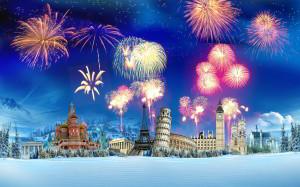 Мировой Новый год