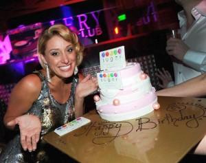 День рождения в ночном клубе
