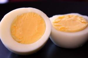 Яйцо вкрутую