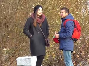 Знакомство и общение с девушкой на улице