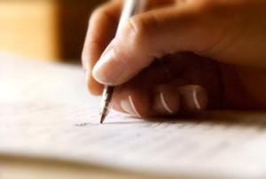Не торопитесь при написании эссе