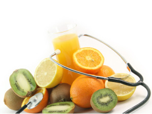 Свежие фрукты - помощь иммунитету