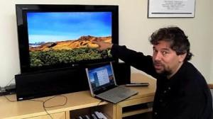 Как подключить к компьютеру телевизор