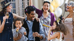 Как праздновать новый 2015 год