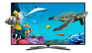 Телевизор с функцией 3D