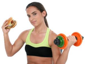 Питание и спорт