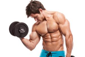 Набор веса за счёт мускулатуры