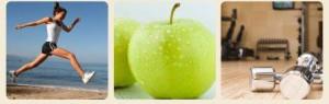 Комплекс принципов похудения